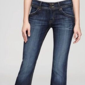 True Religion style Joey, med wash, flair size 28.